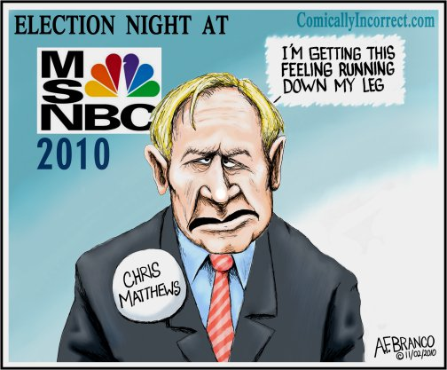 Comically Incorrect Election Night