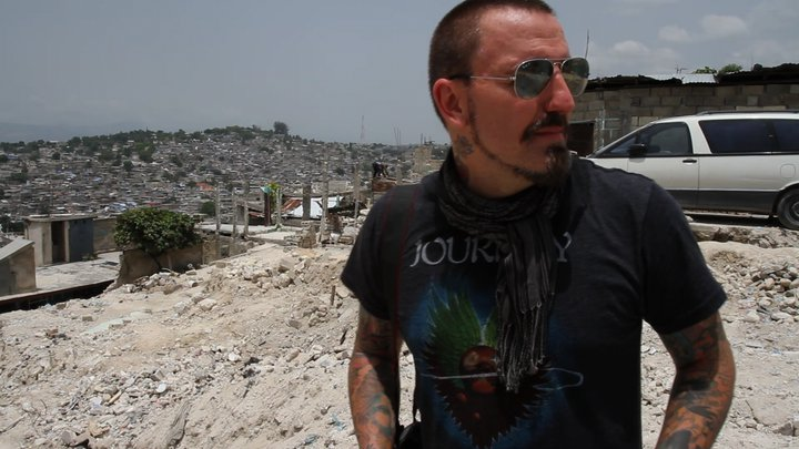 Johnny Colt Reports Live from the Island of Nauru! Musician, Humanitarian Extraordinaire!