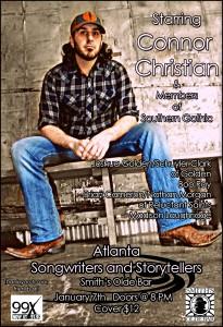 Atlanta Songwriters and Storytellers