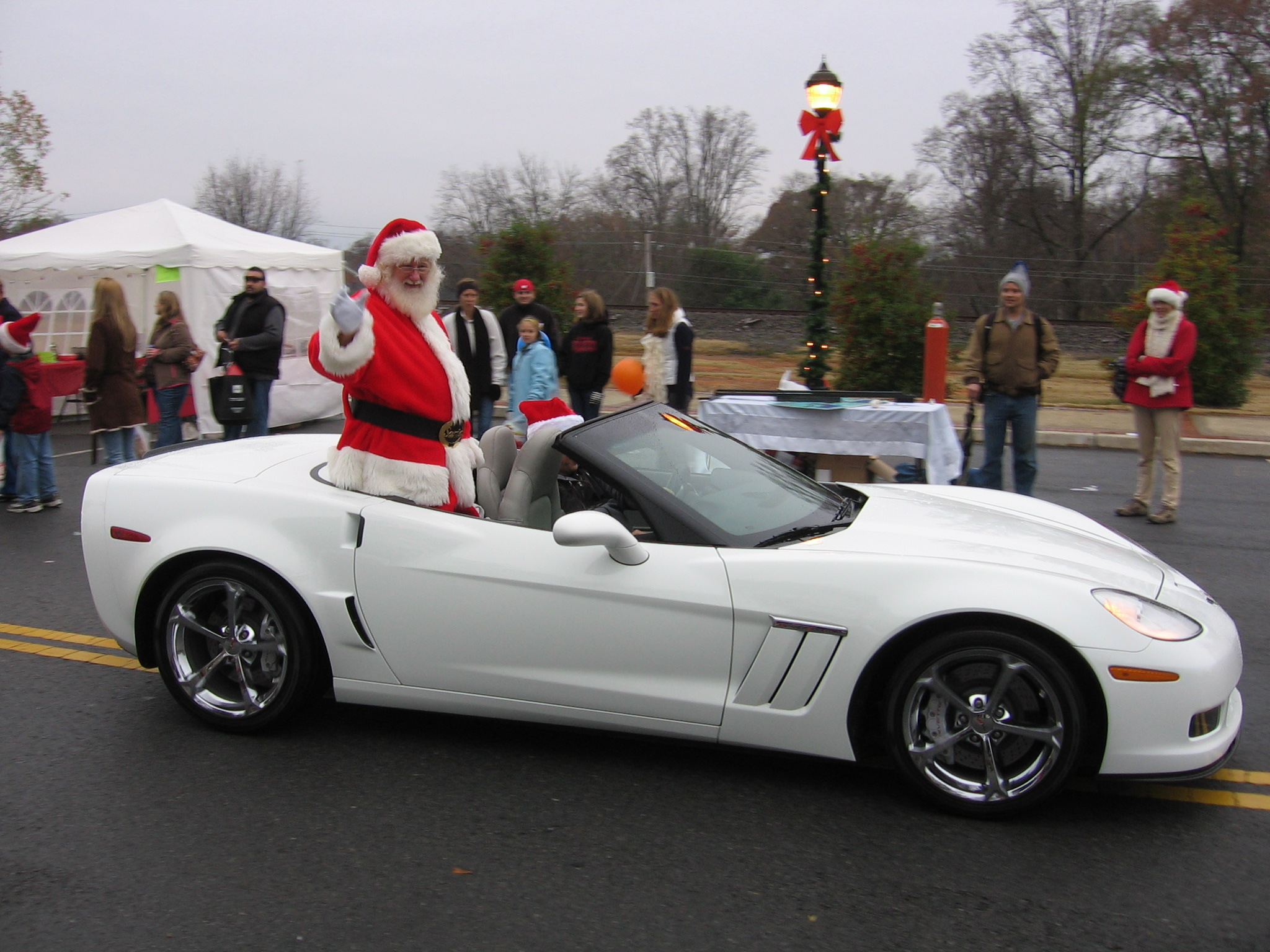 Buford Holiday Festival and Parade