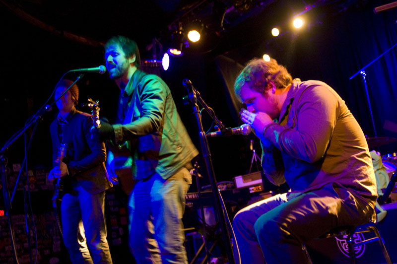Review of the Paul Warner Band Live at Smith's Olde Bar