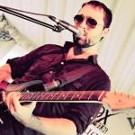 Paul Warner of the Paul Warner Band