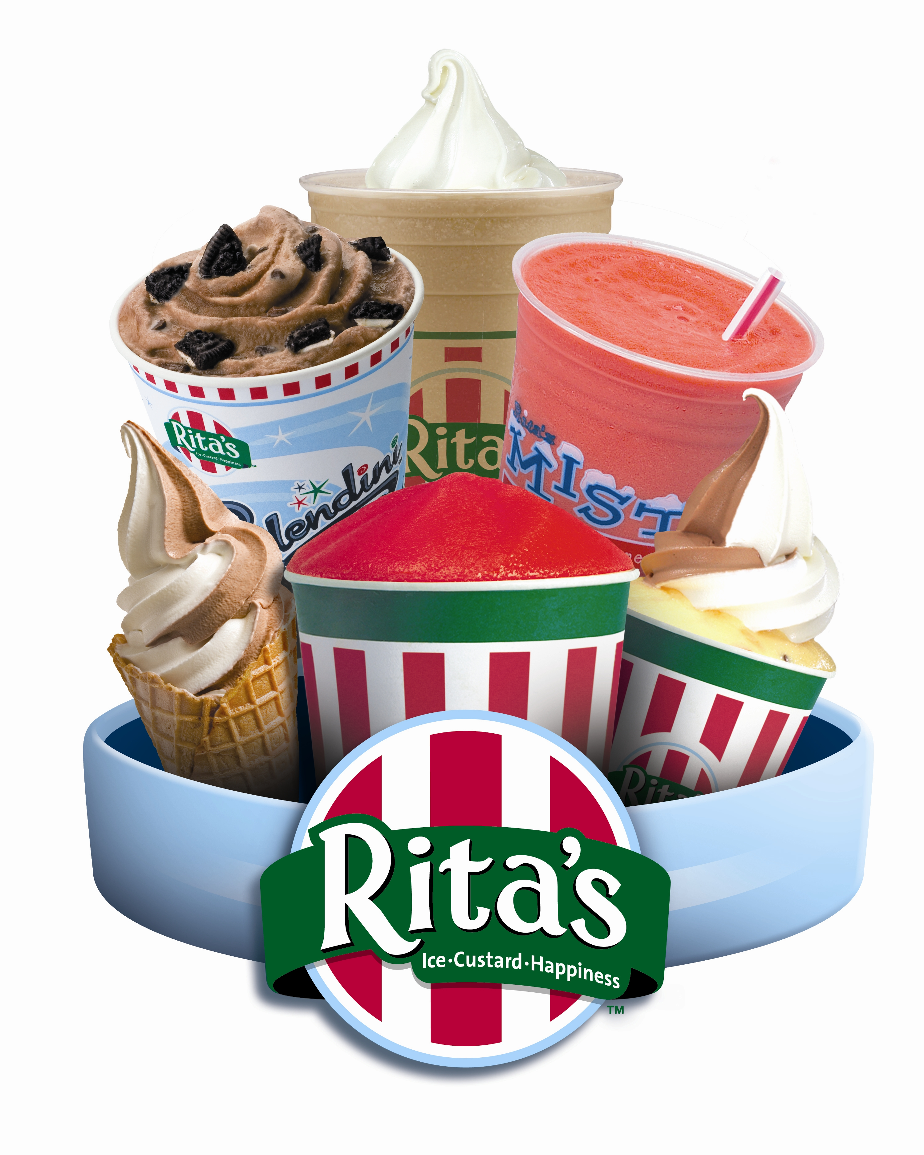 Rita's Lawrenceville To Reopen Friday the 25th.