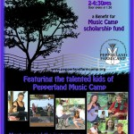 Eddies attic March 13th benefit poster