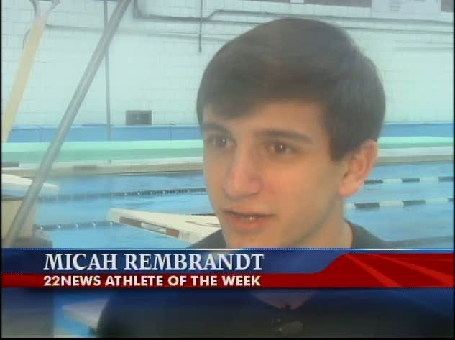 Athlete of the Week: Micah Rembrandt