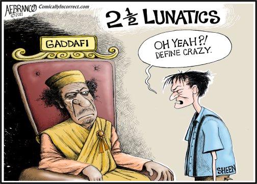 2 1/2 Lunatics-Antonio F. Branco