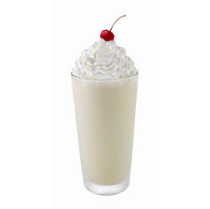 Not Your (Grand)Momma's Vanilla Milkshake