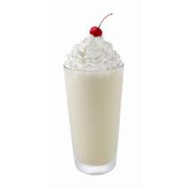 Not Your (Grand)Momma's Vanilla Milkshake