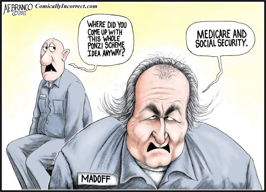 Antonio F Branco on Madoff