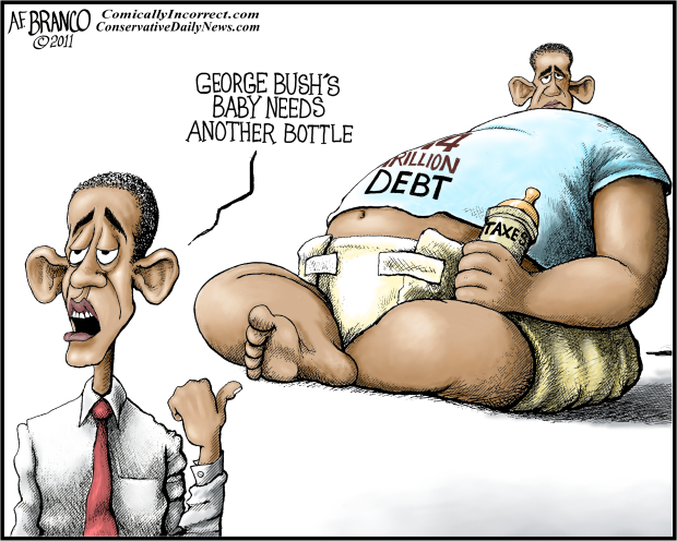 Debt Baby by Antonio F. Branco