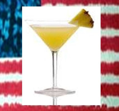 The Three Day Weekend Martini