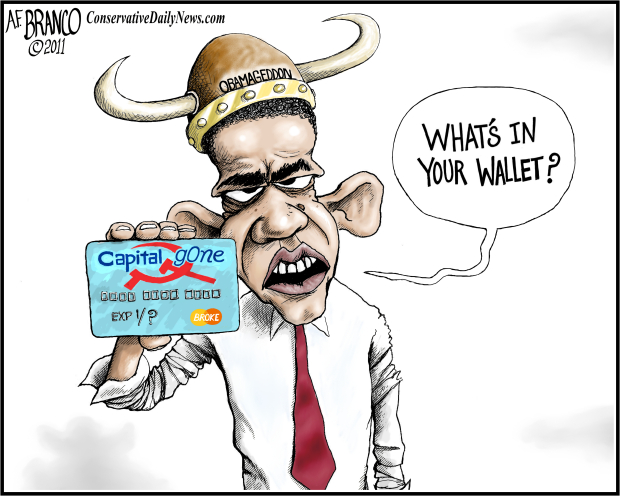Obamageddon-Antonio F. Branco