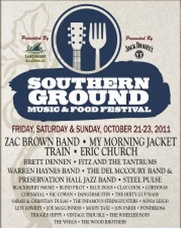 Southern Ground Music and Food Festival