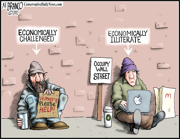 Occupy Wall Street – Antonio F. Branco