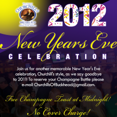 No Cover New Year's Eve Parties in Buckhead and Midtown