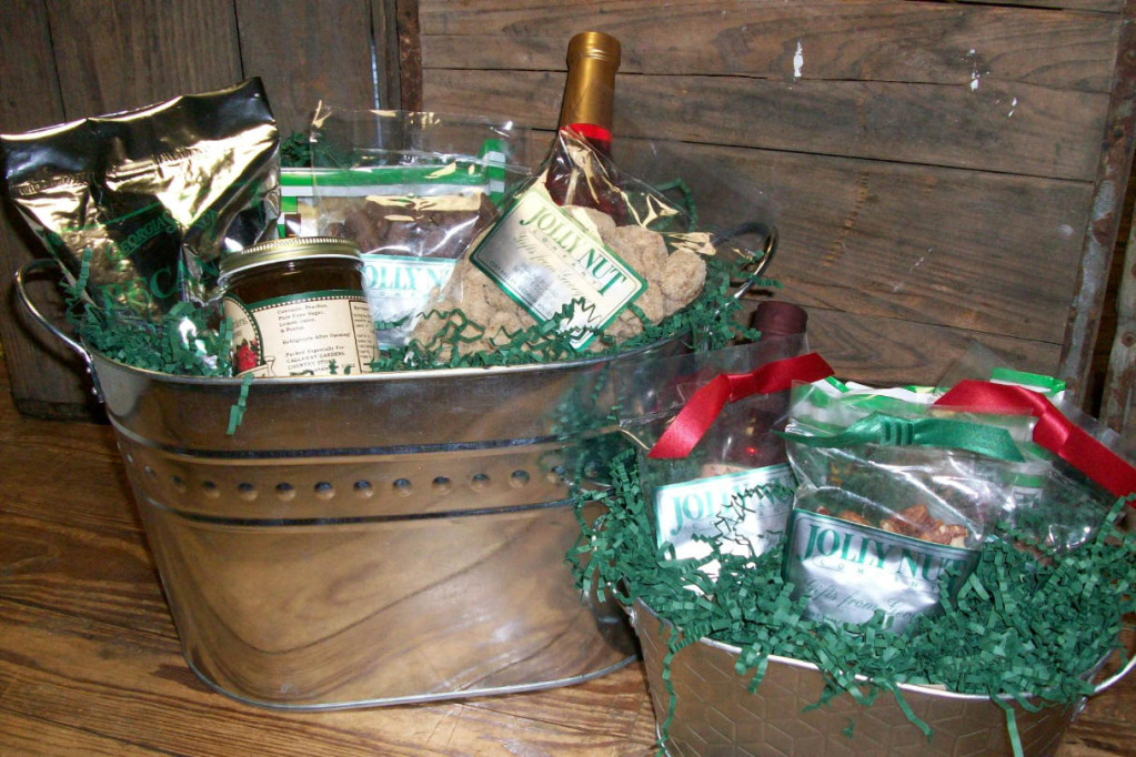 Jolly Nut Company Offers Gifts from Georgia