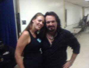Kimberly James and Mark Huff - New Friends