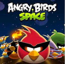 Angry Birds…Pigs in Space!-Larry Blumen