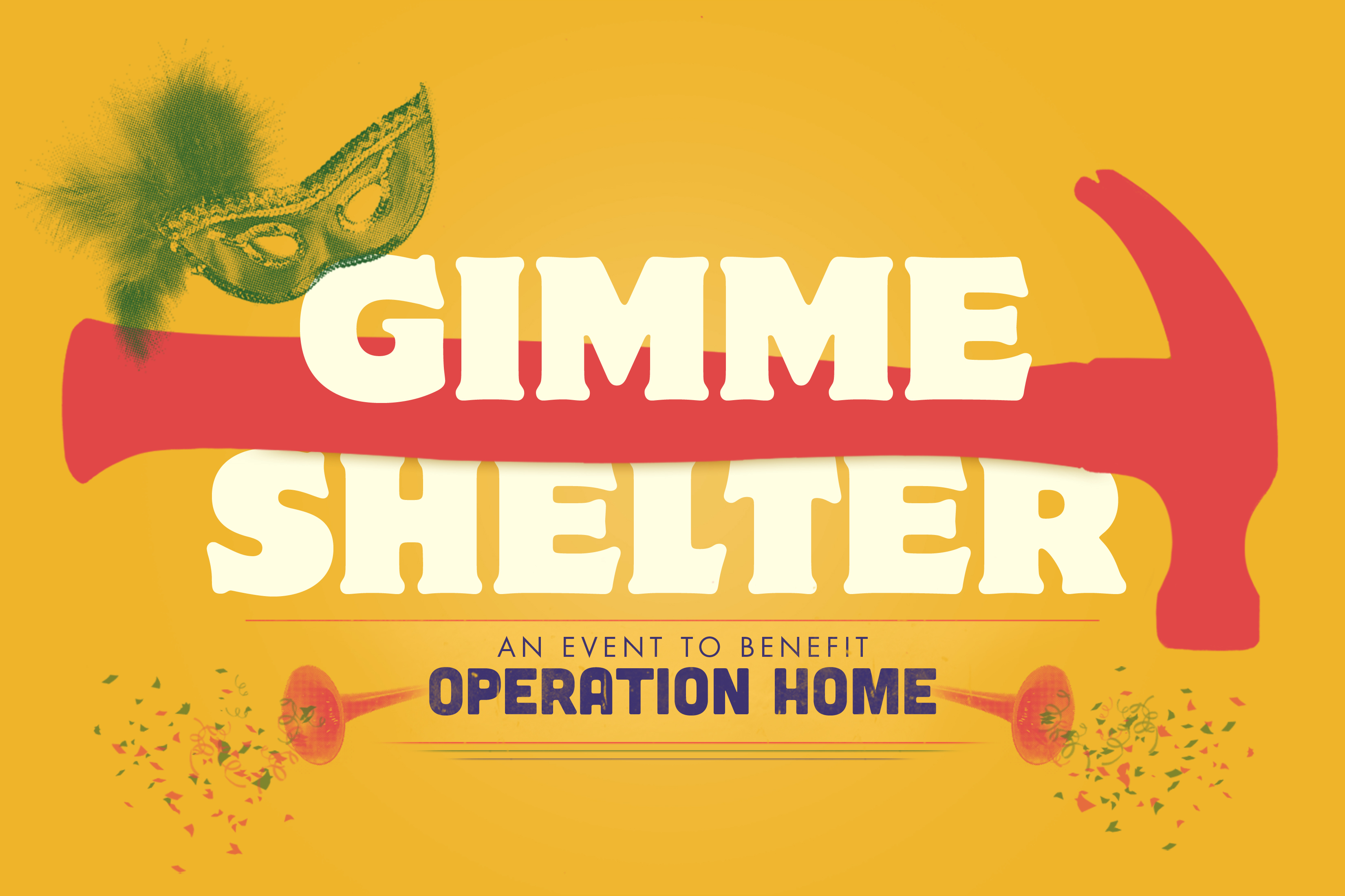 2nd Annual Gimme Shelter Benefiting Operation Home in Charleston, SC