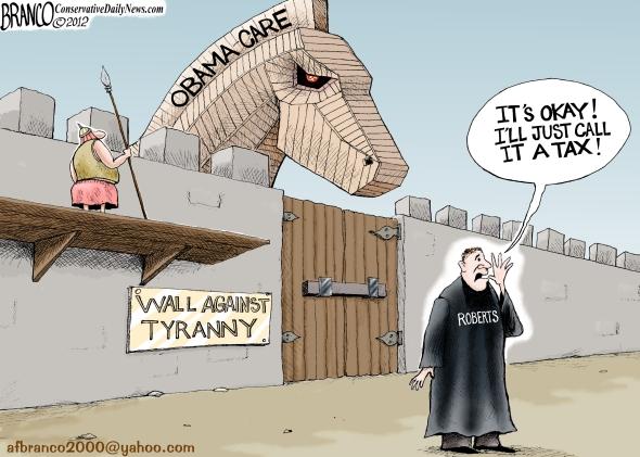 Tyranny At the Wall – A.F.Branco