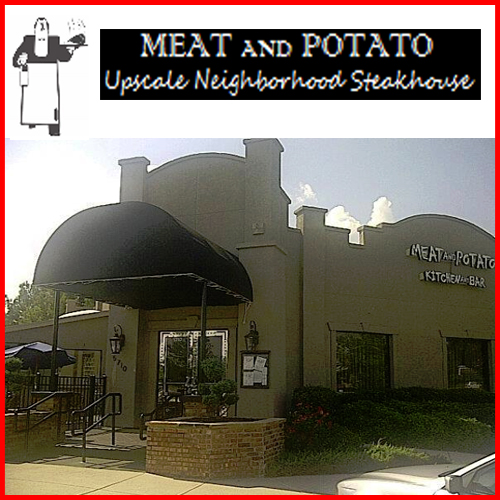 Date Night at Meat and Potato Steak House