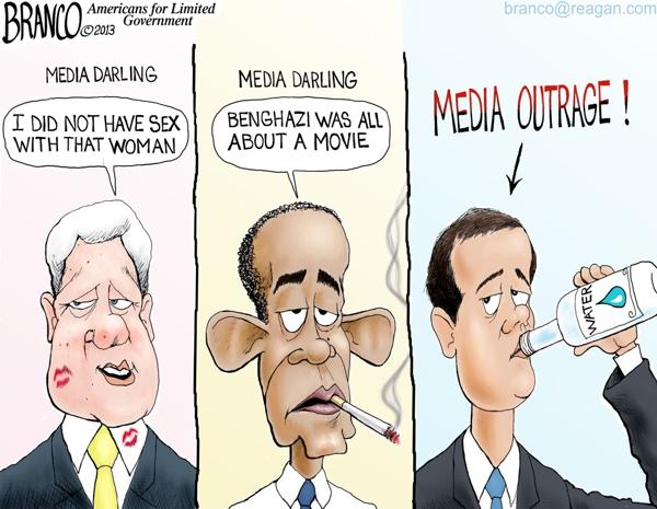 Media Outrage – Antonio F. Branco