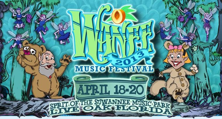 2013 Wanee Music Festival Boasts Impressive Line Up
