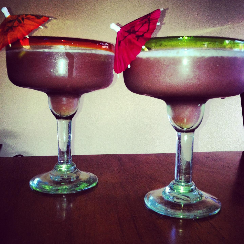 Pedro's Purple People Eater Skinny Margarita