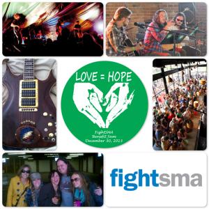 The Love=Hope Foundation presents Fight SMA Jam