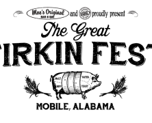 Great Firkin Festival featuring Eric Lindell and Keller Williams in Mobile, AL