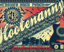 TDawg's Back Porch Hootenanny – April 4-5, 2014
