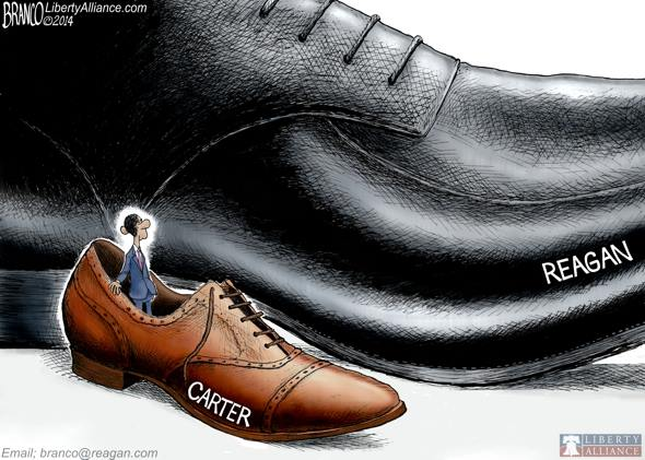 Obama Filling Shoes – Antonio Branco