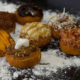 Da Vinci's Donuts are Delightful