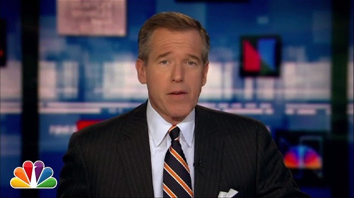Brian Williams and NBC- The Nonfactual Broadcasting Company