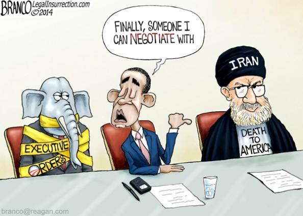 Branco Cartoon – America Held Hostage