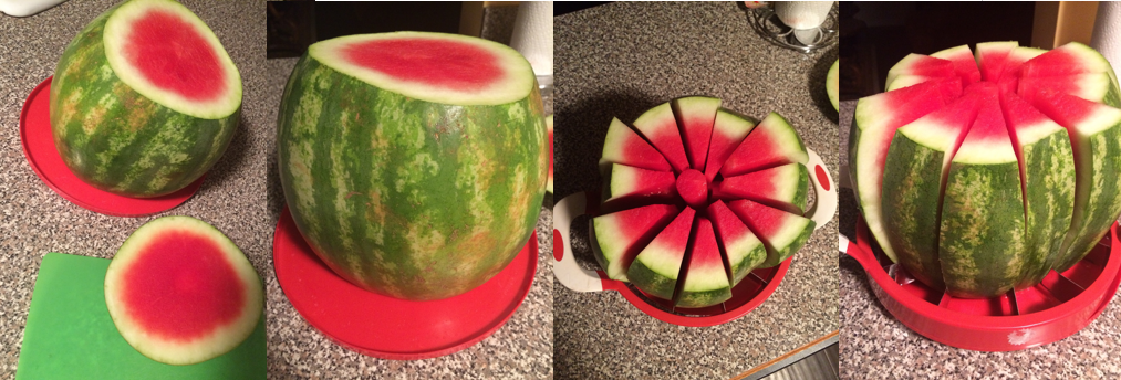 Gigantic Watermelon Knife Tested