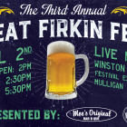 3rd Annual Firkin Fest Announced in Downtown Mobile, AL