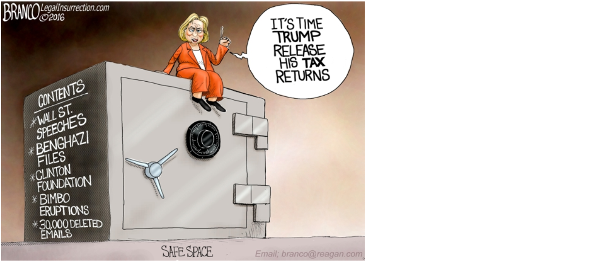 Branco Cartoon – Buried Treasure-LI